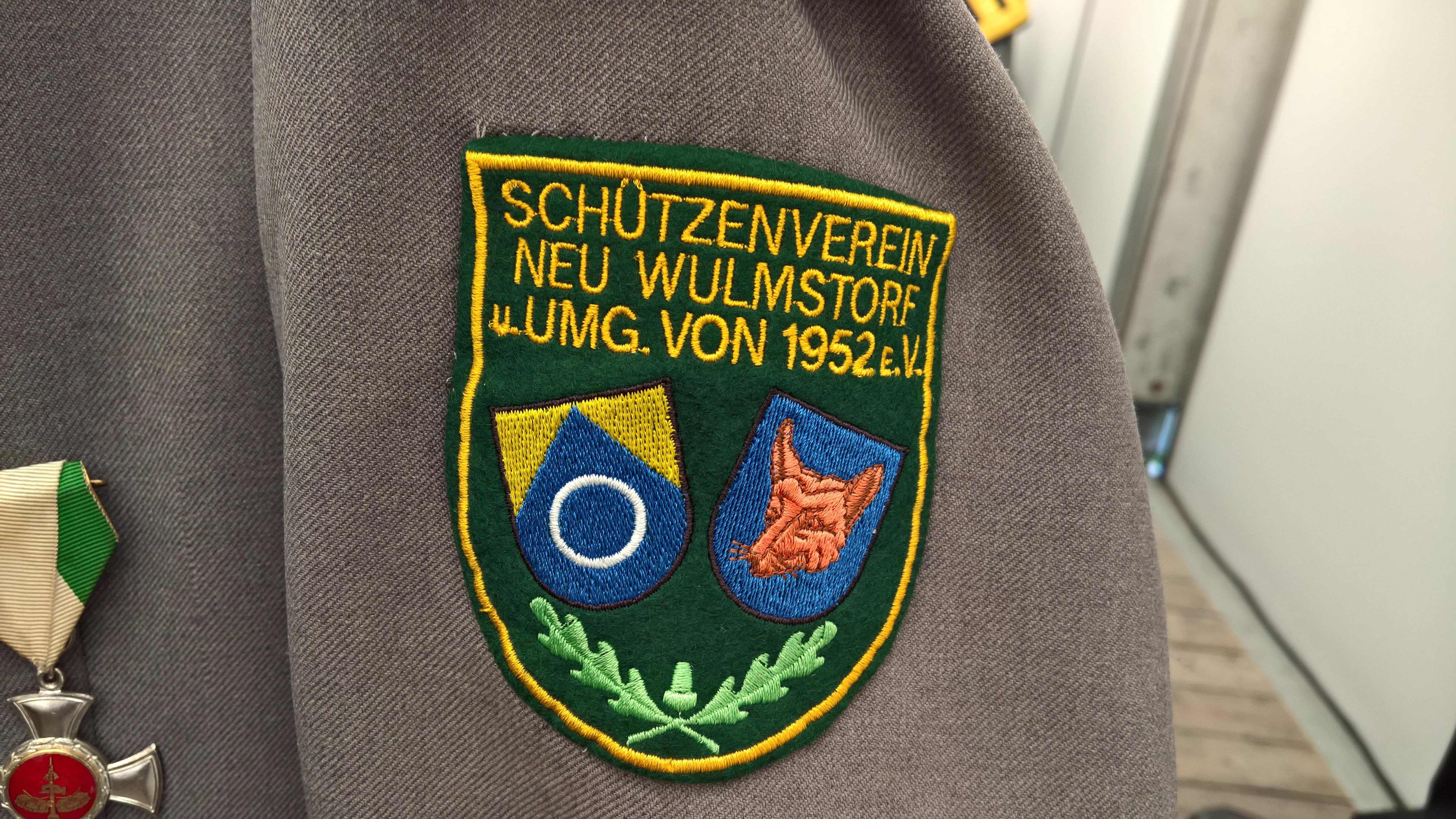 Vereinswappen Schützenverein Neu-Wulmstorf